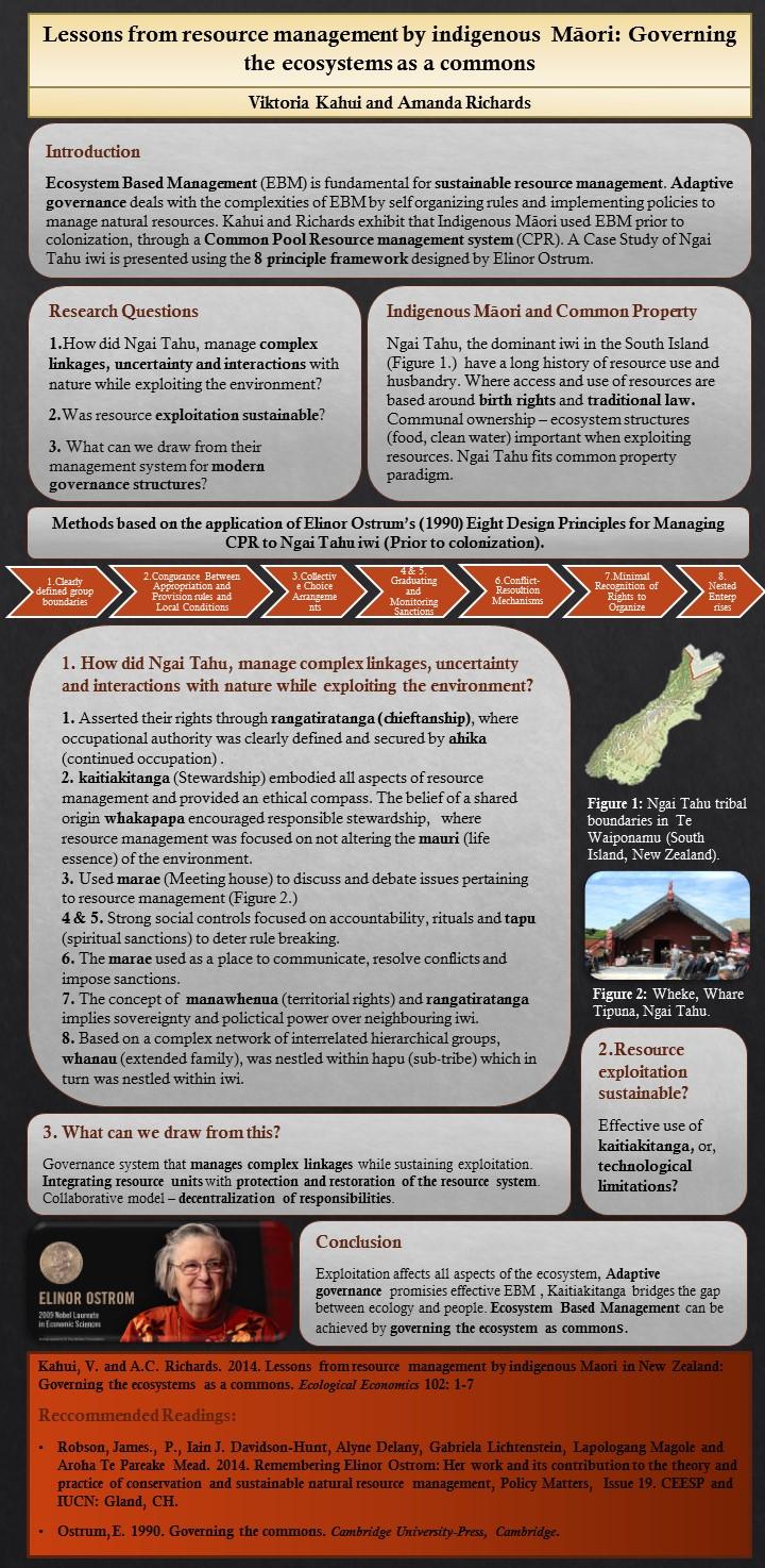 Te Taiawatea Speed Synopsis.