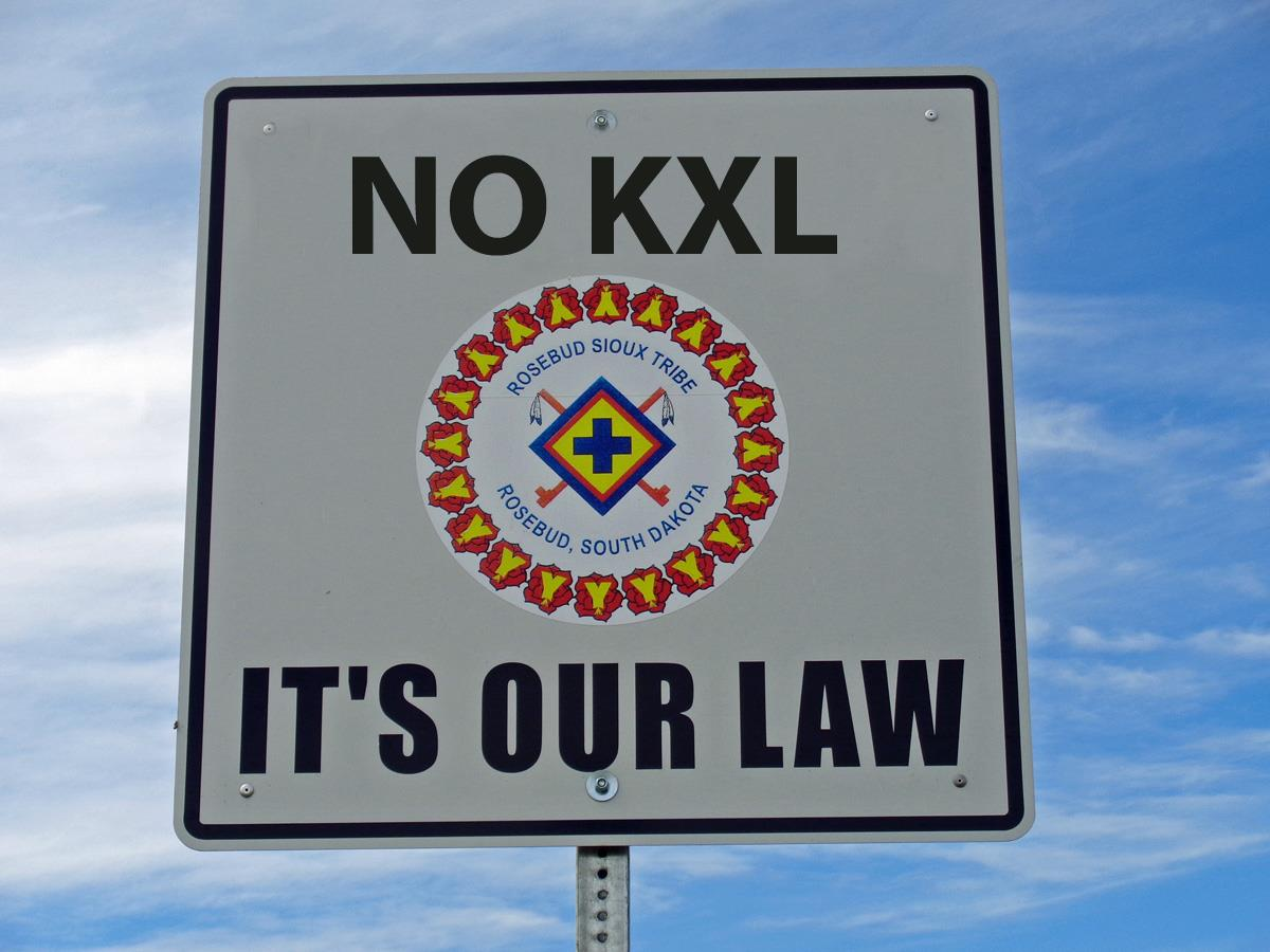 House Vote in Favor of the Keystone XL Pipeline an Act ofWar