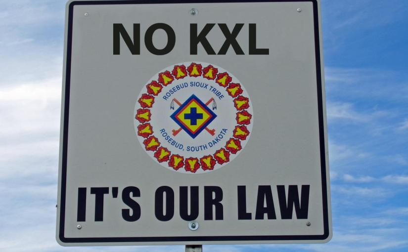 House Vote in Favor of the Keystone XL Pipeline an Act of War