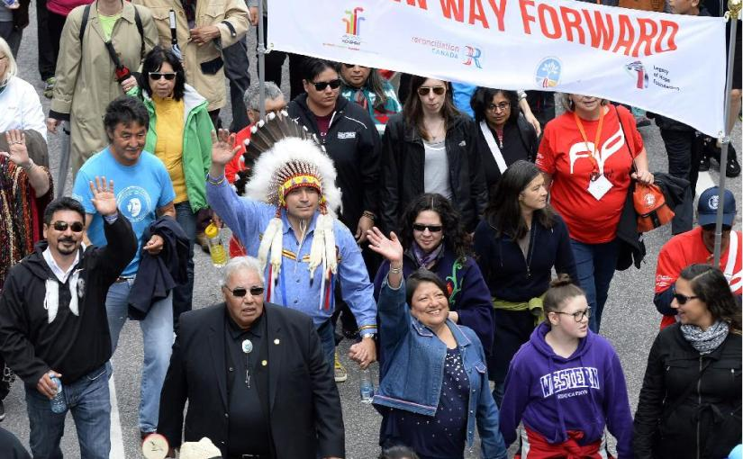 David T. Barnard: The role of Canada's universities in reconciliation
