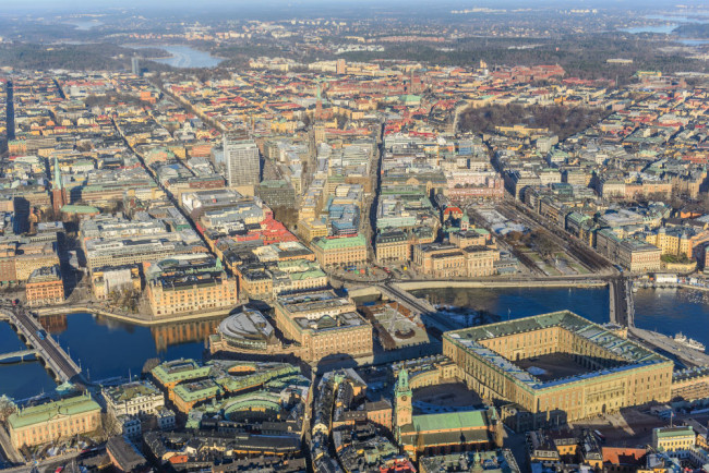 Sweden to become the world's first nation to end reliance on fossilfuels